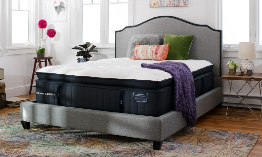 Lux Estate mattress room photo